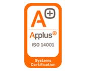 CERTIFICADO CALIDAD ISO 14001